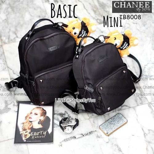 KEEP รุ่น Keep classic nylon backpack รุ่นนี้ถือเป็นรุ่นขายดีที่สุดของแบรนด์เลย - พร้อมส่ง