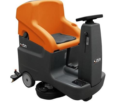 รถขัดพื้น แบบนั่งขับ CTM รุ่น Kron Pico