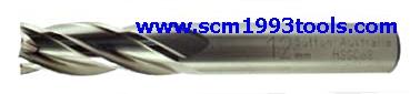 SUTTON เอ็นมิลล์ 4เขี้ยว ไฮสปีดผสมโคบัลท์ 8% ENDMILLS premium garde HSS CO8