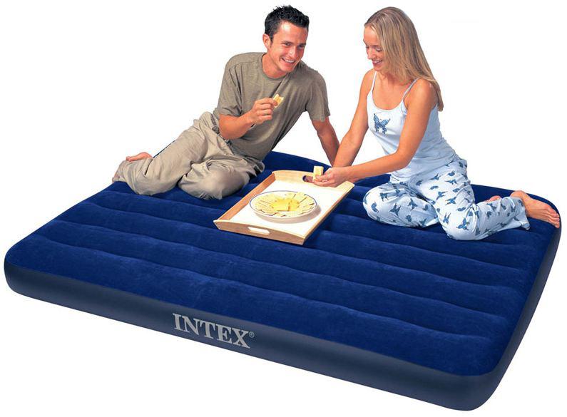 ที่นอนเป่าลม Intex 5 ฟุต