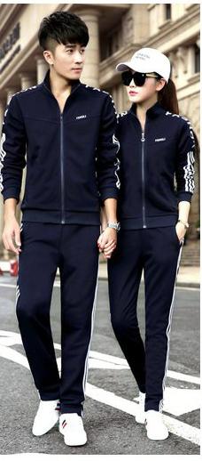 ชุดเซ็ท | กางเกงขายาว+เสื้อแขนยาว Style สปอต มี 3 สี