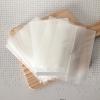 ถุงซีลกลาง แบบขุ่น (ขอบตรง) ขนาด 10 x 13.5 cm