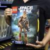 324 Star Wars โมเดลฟิกเกอร์ Chewbacca ชิวแบคก้า นักบินคู่หูของฮาน โซโล