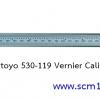 MITUTOYO มิตูโตโย 530-119 เวอเนียร์คาลิปเปอร์ 12 นิ้ว 0.02 มม. (1/1000 นิ้ว) ญี่ปุ่น คุณภาพดี vernier caliper