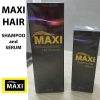 MAXI HAIR SET: SHAMPOO+SERUM แม็กซีแฮร์ แชมพู และ ซีรั่ม ผมดก