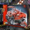 3362 ตัวต่อ Pick up Truck รถ Off-Road 4x4 แปลงร่างเป็นรถแทร็คเตอร์และรถคีบ