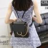 กระเป๋าสะพายผู้หญิงหนัง saffiano กันรอยได้ดี ใช้ได้ทนทาน สะพายได้หลายแบบ สะพายเป็นเป้ หรือสะพายข้างก็ได้