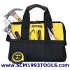 Stanley สแตนเล่ย์ ชุดเครื่องมือ พร้อมกระเป๋า 19 ชิ้น รุ่น 92006-19 pieces tool set with bag