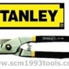 STANLEY สแตนเล่ย์ กรรไกรตัดสังกะสี TINSNIP