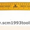 META เมต้า ฉากวัดไม้ หน้าใหญ่ ด้ามอลูมิเนียม TRI-SQUARE RULER