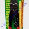OPT คีมย้ำหางปลาเปลือย หัวตัวยู แบบมือย้ำ รุ่น KH-8 Hand Crimping Tool