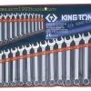 KINGTONY คิงโทนี่ 1226MR ประแจแหวนข้างปากตาย 26 ตัวชุด 6-32 มม. Combination Wrench Set