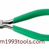 KEIBA คีมตัดพลาสติก 4.5 นิ้ว มินิ ด้ามเขียว รุ่น HN-D14 Plastic Cutting Nipper