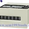 KORI โกริ นับเลขไฟฟ้า SSF-6 220V electromagnetic counter ญี่ปุ่น