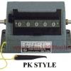 KORI โกริ นับเลขหมุนรอบ PK-1-5 ใช้ไฟฟ้า เพลาสองข้าง Automatic Revolution Counter