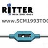 Ritter ริตเตอร์ ด้ามต๊าปตัวผู้ เยอรมัน No.4 (9-27 mm.) TAP WRENCH