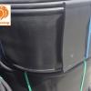 PVC วอเตอร์สต๊อป B6a 6 นิ้ว 2 ปุ่ม หนา 5 มม.(25 เมตร)
