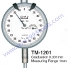 TECLOCK เทคลอค รุ่น TM-1201 เกจตั้งศูนย์ ไดอัลเกจ DIAL GAUGE