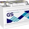 ราคา แบตเตอรี่รถยนต์ GS LN3-CV DIN75 12V 75Ah CCA 15 แผ่น