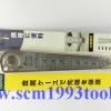 SHINWA ชินวา เตเปอร์เกจ 15 มม. พร้อม กล่องเหล็ก no. 62603 ญี่ปุ่น Taper Gauge 15 mm. with Metal Case