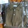 เสื้อยืด สีเขียวขี้ม้า โปโล คอปก ราคา ตัวละ 450.-