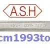 ASAHI อาซาฮี ประแจแหวนข้าง ปากตาย มม. (เมตริก) ญี่ปุ่น คุณภาพดี combination wrench