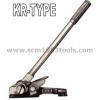 KDS เคดีเอส มัดเหล็กพืด รุ่นงานหนัก เหล็กเหนียว KR-type ยี่ห้อ KDS Strapping Tools