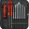 PB Swiss Tool พีบีสวิสทูล รุ่น PB215 ไขควงชุด 25 ชิ้น บรรจุซองหนัง Screwdriver Set
