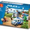 52016 Forest Police Station สถานีตำรวจในป่าใหญ่