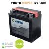 แบตเตอรี่มอเตอร์ไซต์ VARTA YTX14-4 12V 12Ah Yuasa YTX14-BS motorcycle battery