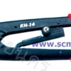 OPT คีมย้ำหางปลาเปลือย หัวตัวยู แบบมือย้ำ รุ่น KH-14 Hand Crimping Tool