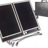เครื่องชาร์จ โดยใช้ แผงพลังงานแสงอาทิตย์ แบบพับใส่กระเป๋า รุ่น SOL8 COMPACT SOLAR GENERATOR IN BRIEFCASE DESIGN