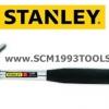 Stanley สแตนลีย์ ค้อนหงอน ด้ามเหล็กหุ้มยาง ( Jacketed Steel Handle Nail Hammer )