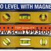 KANZAWA ระดับน้ำไฟเบอร์ มีแม่เหล็ก Level with Magnetic