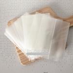 ถุงซีลกลาง แบบขุ่น (ขอบตรง) ขนาด 5.5 x 8.5 cm