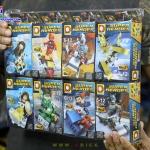 DLP9068 มินิฟิกเกอร์ Justice League แบทแมนและเพื่อนๆ Meta Human เซ็ต 8 กล่อง
