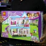 10612 ตัวต่อ Friends บ้านแสนอบอุ่นของสเตฟานี Stephanie House