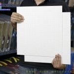 แผ่น Plate ขนาดใหญ่ 40x40 Cm.สำหรับเป็นฐานในการต่อ Blocks