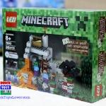 79043 MineCraft สร้างเหมืองและนักขุดทอง