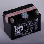 แบตเตอรี่ มอเตอร์ไซต์ FTX9-BS FB Furukawa 12V 8Ah 135 CCA YUASA YTX9-BS ยกลัง 6 ลูก