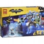10628 ตัวต่อ Batman vs MrFreeze แบทแมนต่อสู้กับมิสเตอร์ฟรีซ