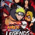 Naruto Shippuden Legends Akatsuki Rising [English]