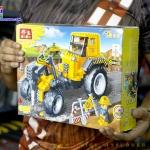 8537 ตัวต่อเลโก้จีน Construction Drilling Machine รถเจาะพื้นถนน