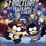 South Park The Fractured But Whole (4DVD)