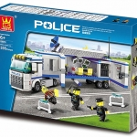 52013 Super Police รถปฏิบัติการณ์เคลื่อนที่ Mobile Police Unit
