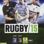 Rugby 15 (1DVD)