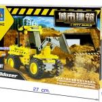 8042 Bulldozer รถตักดิน