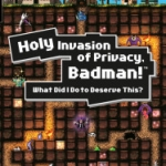 Holy Invasion Of Privacy Badman [English]