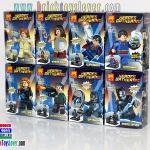 79294 มินิฟิกเกอร์ Batman v Superman และตัวละครในเรื่อง เซ็ต 8 กล่อง