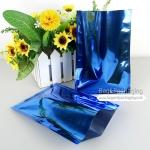 ถุงฟอลย์สีน้ำเงิน ซีล 3 ด้าน